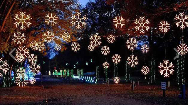 'Dancing Lights of Christmas' opens Friday in Lebanon - Dancing Lights Of Christmas' Opens Friday In Lebanon