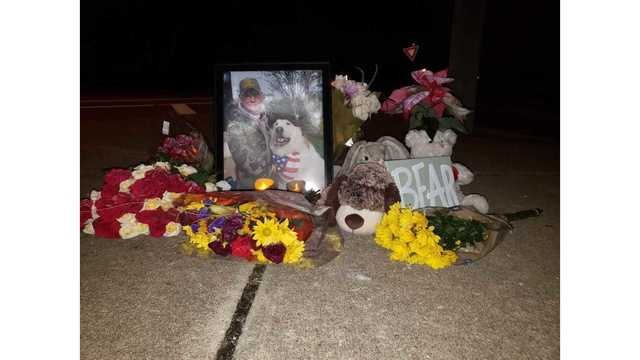 Donelson community remembers well-known dog
