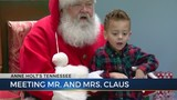 Couple finds 25-year passion for being Mr. and Mrs. Claus
