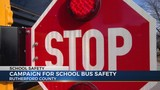 Rutherford County Sheriff's Office launches school bus safety campaign