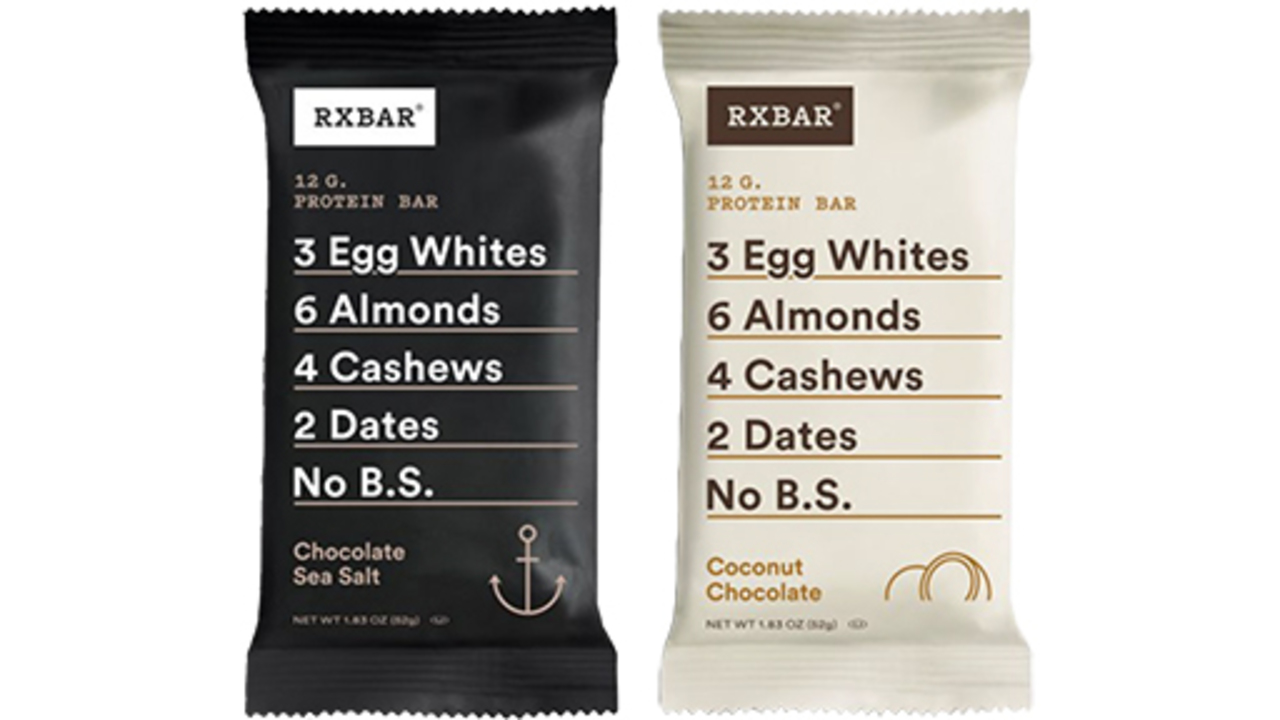 RECALL: Potential for Undeclared Peanuts in Select RXBARs