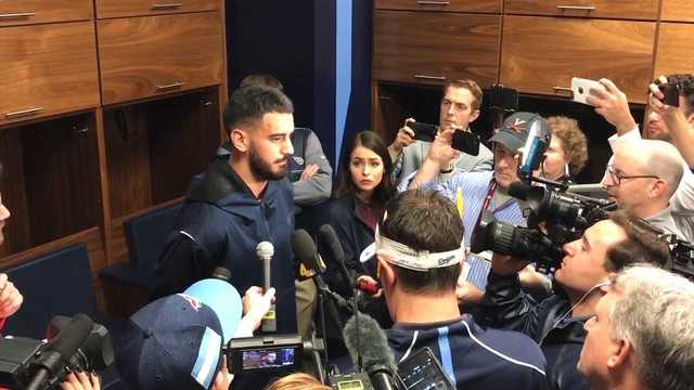 Mariota says decision to not play not solely up to him
