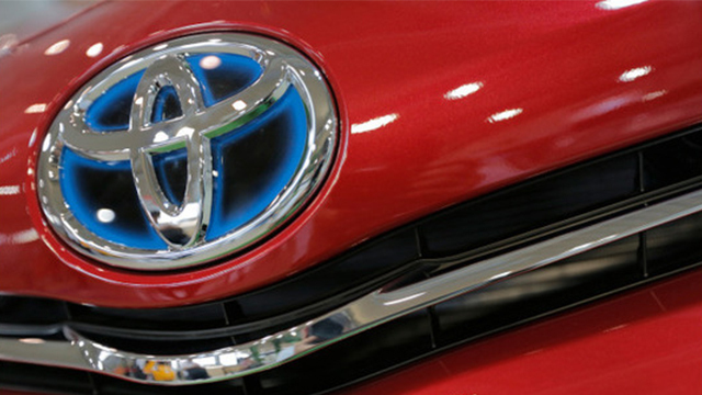 Toyota recalls 1.3M vehicles in the US to fix potentially fatal air bags
