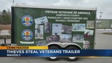 Police looking for trailer stolen from Vietnam vets in Humphreys Co.