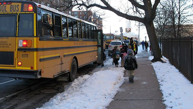 Are school districts going 'soft'? Cold spell stirs debate