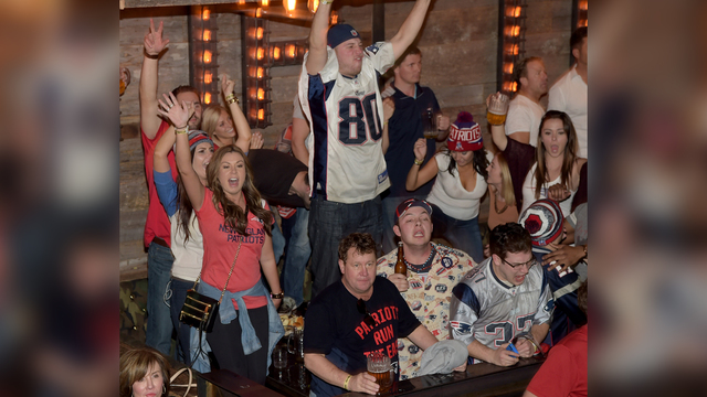 Watching football should be the only stress at your Big Game party