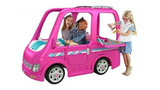 Fisher-Price recalls Power Wheels Barbie Campers