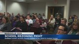 Parents angry after Sumner Co. Schools vote to move ahead with rezoning plans