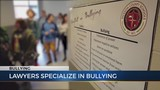 Parents turn to attorneys for bullying help