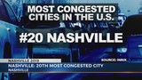 How much is Nashville traffic costing drivers?
