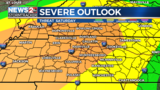 Tornadoes, Flash Flooding threatens Middle Tennessee this weekend