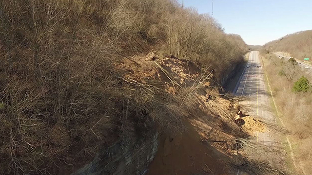 TDOT: I-24 East remains closed in Whites Creek for 'at least a week