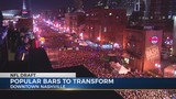 Slew of bars in downtown Nashville already rented for NFL Draft event