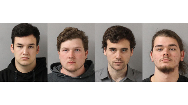 4 charged in 2018 death of 17-year-old
