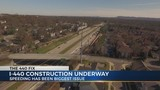 MNPD issues several speeding tickets on I-440 leading to major work phase