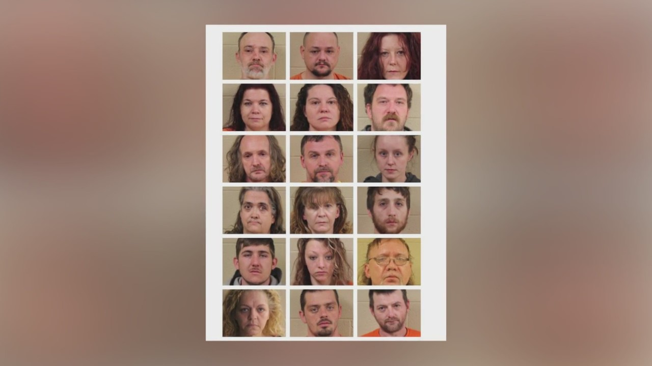 18 indicted in Grundy County drug bust