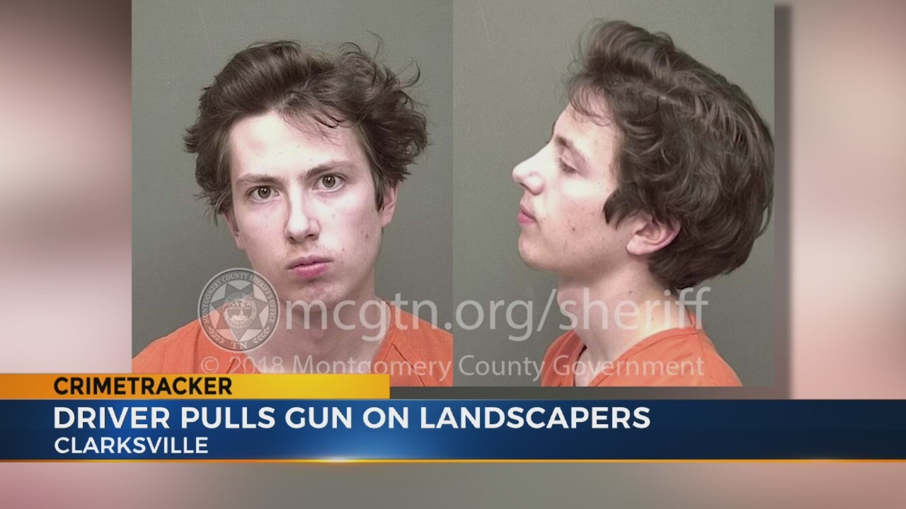 Clarksville teen arrested after pulling gun in road rage incident