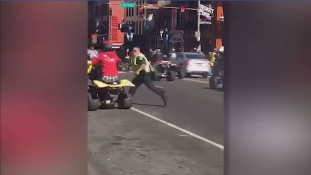 How another city 'won the war' against illegal dirt bike riders