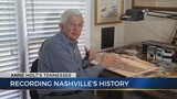 Nashville artist captures city's history through artwork