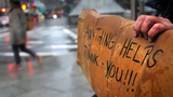 POLL: Would you support a law banning panhandling in downtown Nashville?
