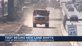 The 440 Fix: Interstate 440 lanes to shift tonight near Nolensville Pike and I-24 exits