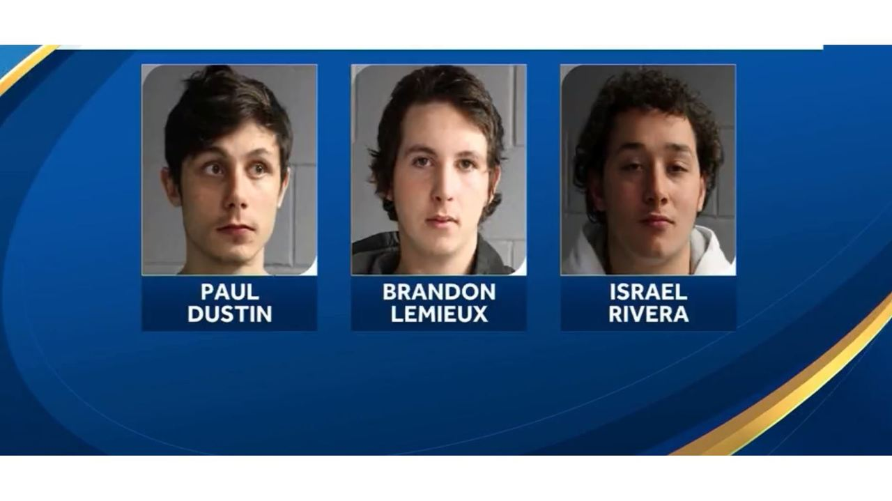 Three teens accused of assaulting teen with autism, lighting his hair on  fire