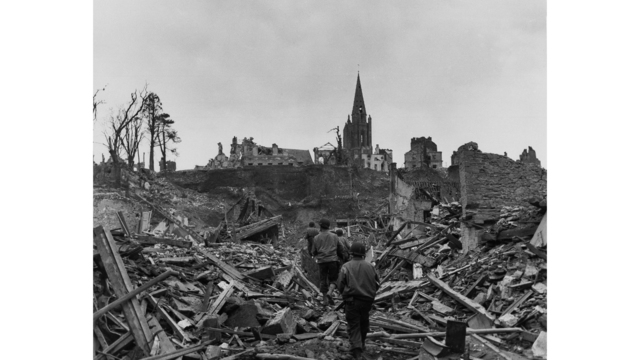WWII France Destruction_1555352778563