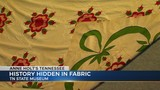 Historian studies Tennessee's history in quilts from across state