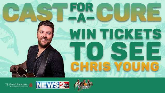 Enter to Win: Two Chris Young concert tickets