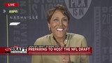 ABC's Robin Roberts set to host NFL Draft coverage Thursday night
