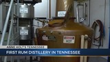Anne Holt meets Tennessee's first and only Master Distiller of Rum