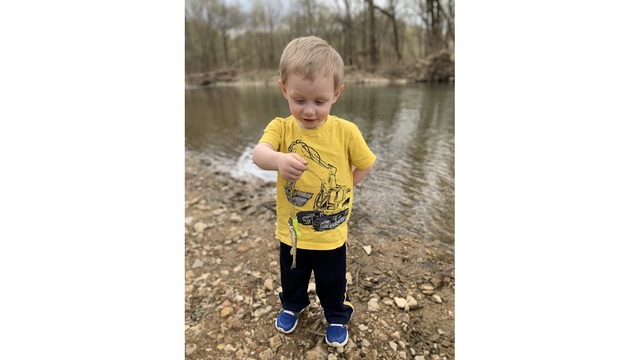 6-18 Jake Bunker, this is my son and I fishing at Cordull Hull in Cookeville. His first fish ever_1558156991946.jpg.jpg