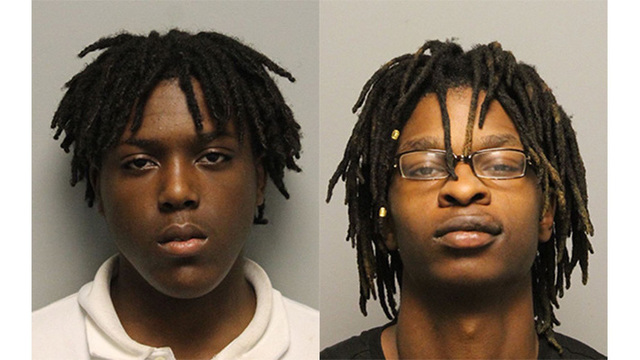 2 Nashville teens arrested for convenience store robberies