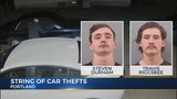 2 arrested in string of car burglaries in Sumner, Macon County