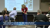 Hospital holds Stop the Bleed training marathon for the public