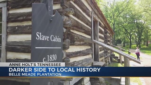 New tour highlights slaves' importance to Belle Meade Plantation's success