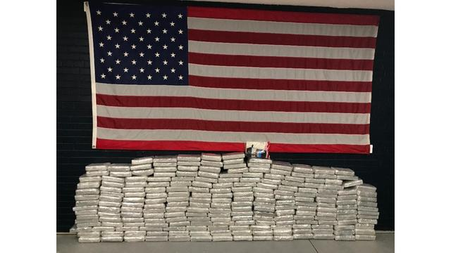 More than 475 pounds of cocaine intercepted at Wilson Co. business