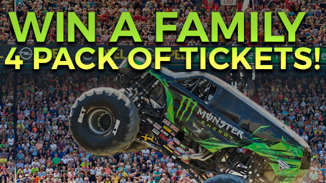 OFFICIAL RULES: Monster Jam Watch to Win Sweepstakes