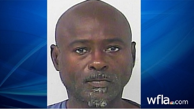 Florida man wearing 'COKE' shirt charged with selling crack cocaine