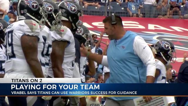 Warriors set example for Tennessee Titans